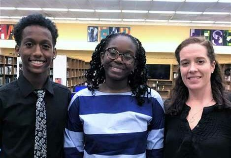 WOBOE student liaisons introduced to community