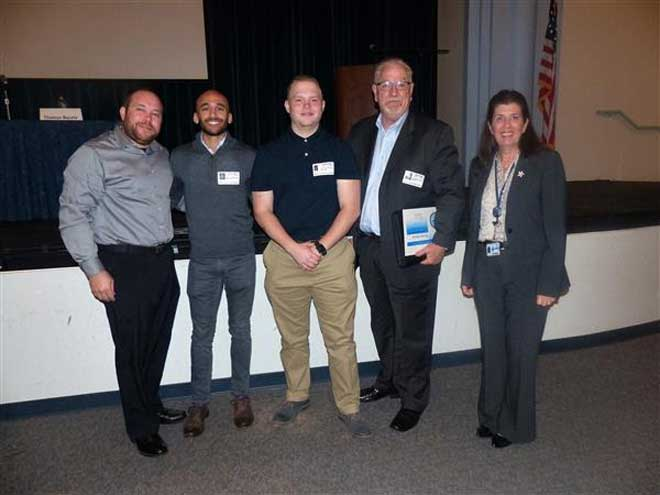 WOHS holds supply chain management presentation