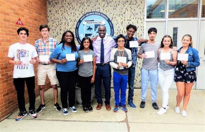 National Merit Scholars named at WOHS