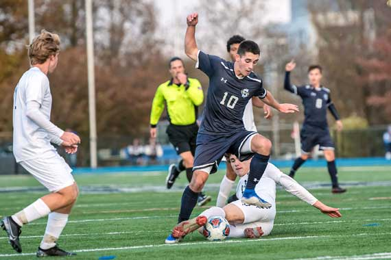 Seton Hall Prep soccer team gains national honors; Aidan Dunphy picked for All-American Game in Orlando, Fla.