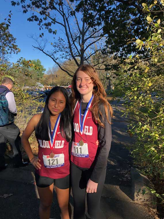 Bloomfield HS cross-country program enjoys successful season