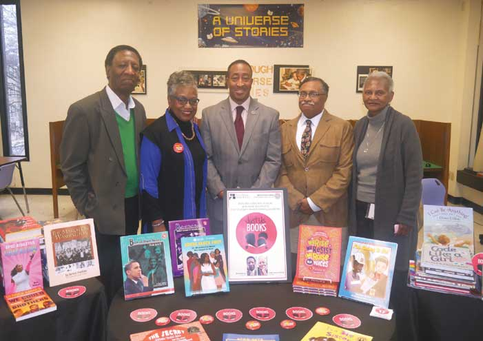 Local publisher donates funds and books to EOPL