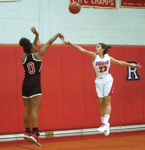 Glen Ridge HS girls basketball team tops Millburn