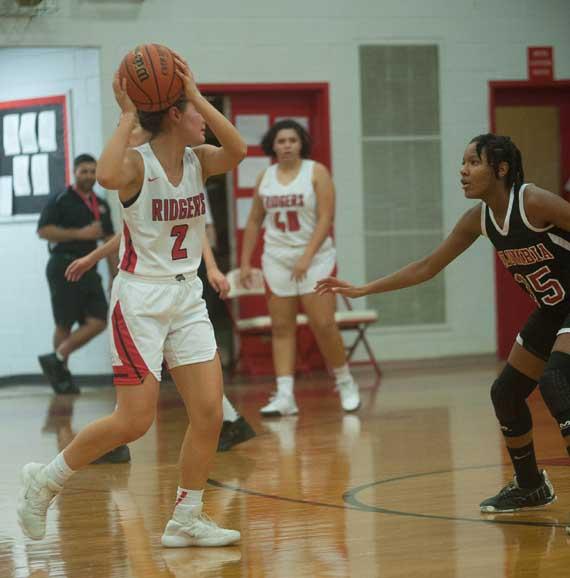 Glen Ridge HS girls basketball team jolts Verona