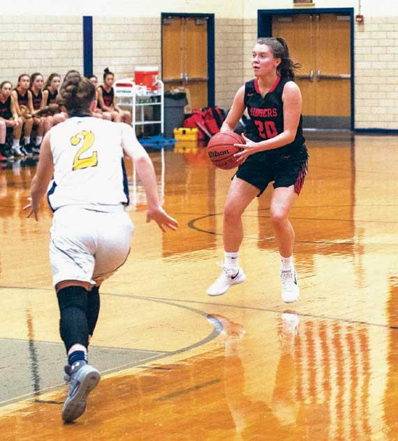 Glen Ridge HS girls basketball team seeks another successful season