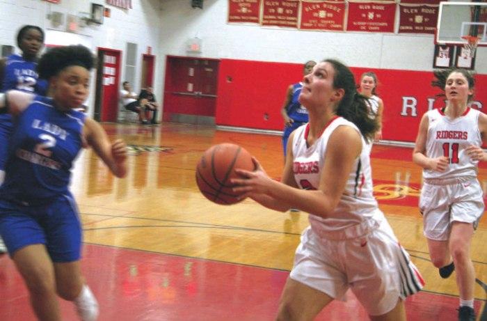 Glen Ridge HS girls basketball team cools off Cedar Grove