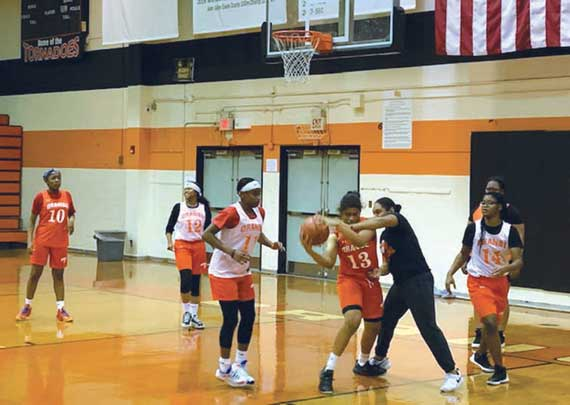 Orange HS girls hoops team looks to be competitive this season