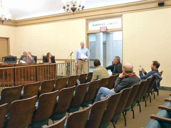 Council withdraws conservation ordinance