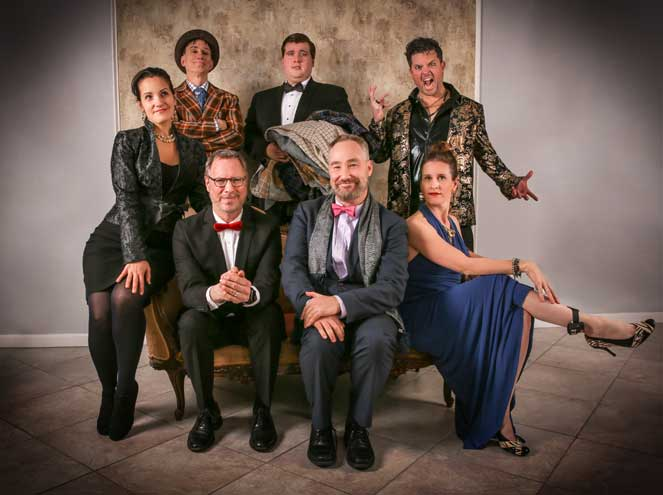 Montclair Studio Players mount 'It's Only A Play'