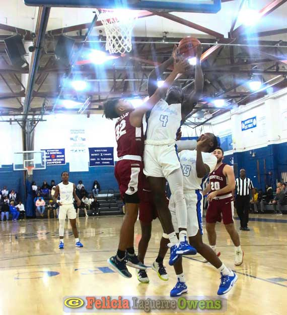 Irvington HS boys basketball team improves to 8-0 record