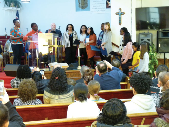 Bloomfield celebrates MLK Day