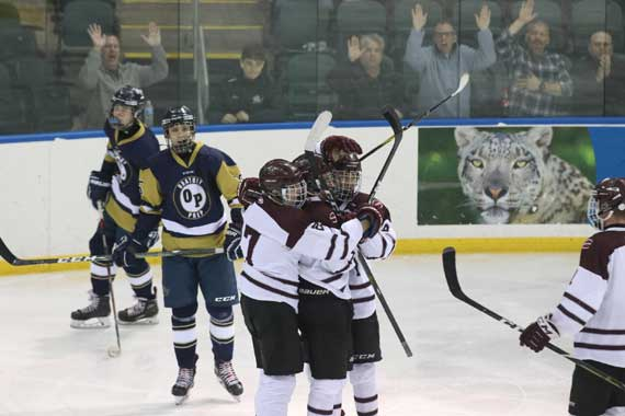 Nutley/Columbia hockey team has sights on contending for Kelly Cup
