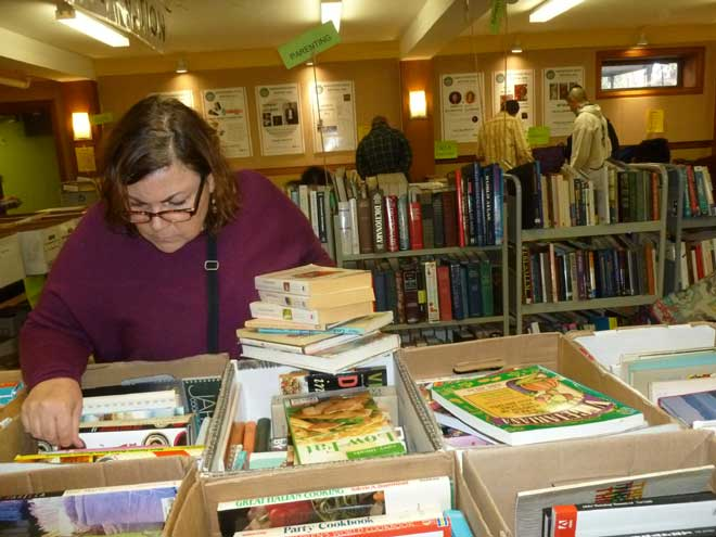 Books sales upcoming at Maplewood Library