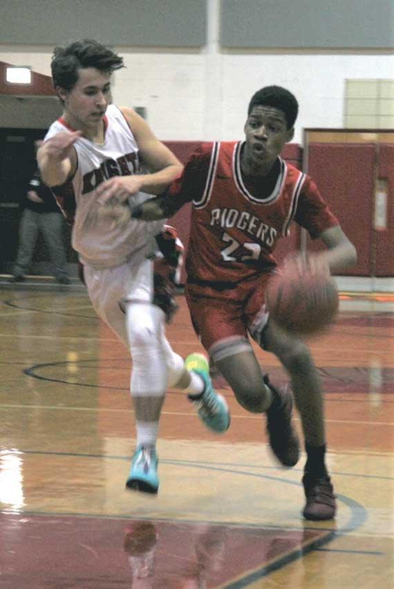 Glen Ridge HS boys basketball team splits pair to move to 12-9