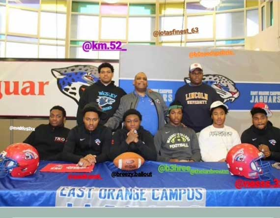 UPDATED No. 2: East Orange Campus HS football players announce college decisions