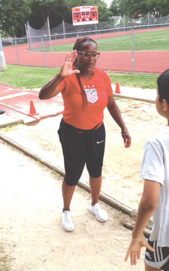 Former Columbia HS track and field coach Lisa Morgan hired at Texas Christian University