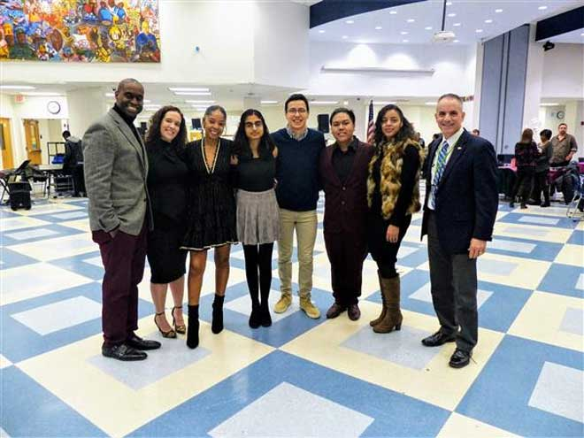 Black History Scholarship dinner connects past, present and future