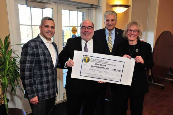 West Orange receives $345K through CDBG program