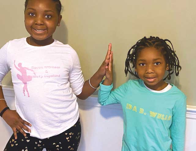 St. Cloud students help bring black history to life