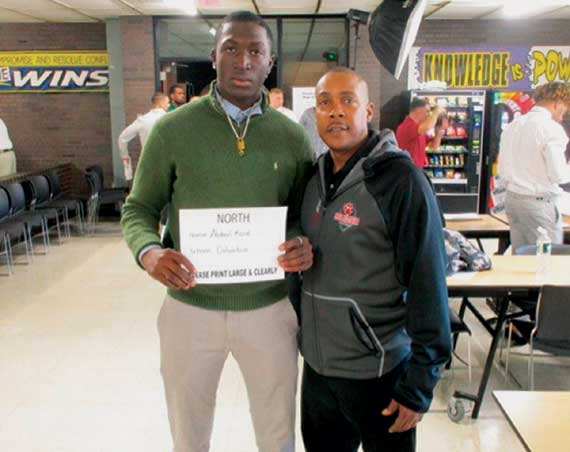 Columbia HS' Abdoul Kone to play in North-South All-Star Football Classic