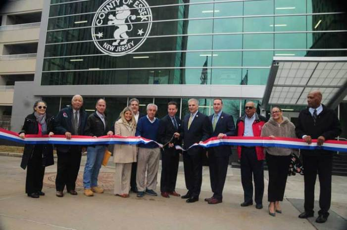900-car parking deck opens at Essex County Government Complex
