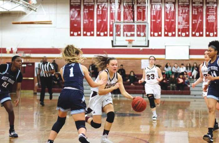 Nutley Athlete of the Month: Abby Scheidel, basketball