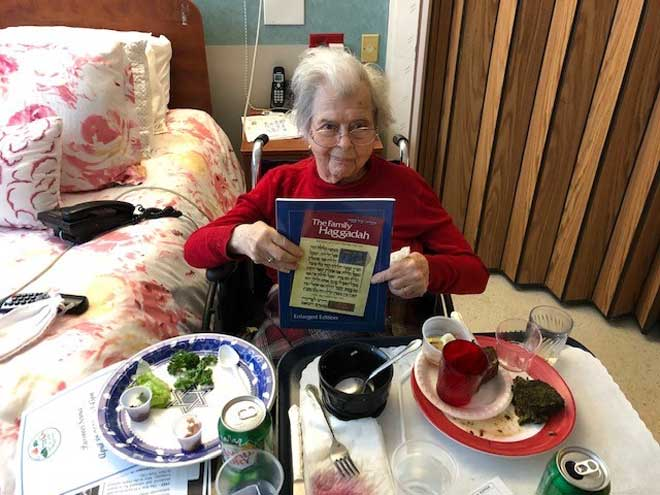 DOI celebrates Passover with private seders
