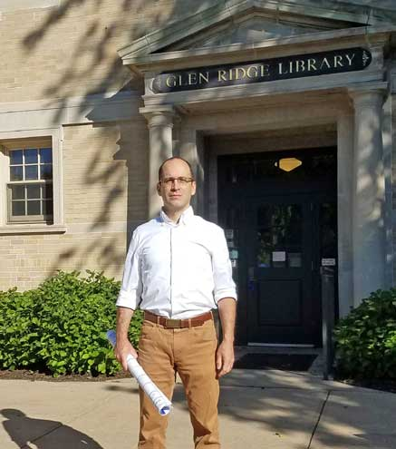 Glen Ridge Library applies for construction bond act grant