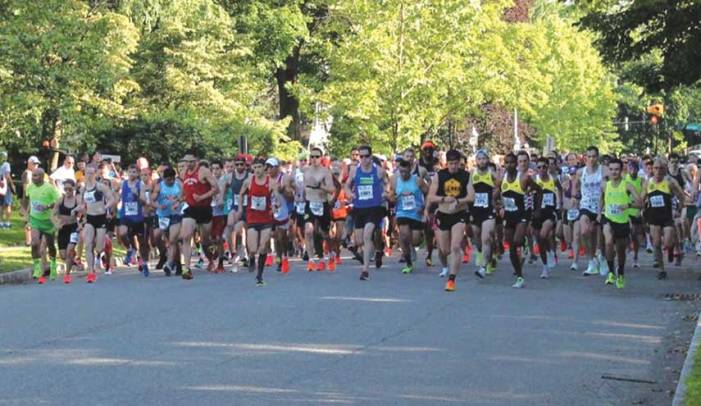 Ready, set, go! Annual GR run goes virtual