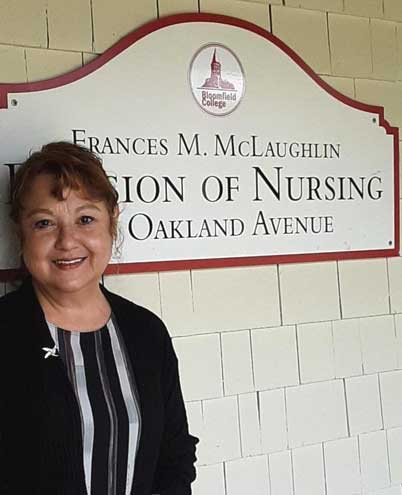 Bloomfield College welcomes new chairperson of nursing division
