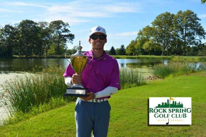 Ocean City man wins golf tournament at Rock Spring