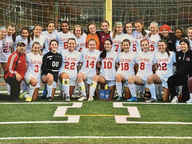Despite pandemic, Ridgers girls soccer still kicking