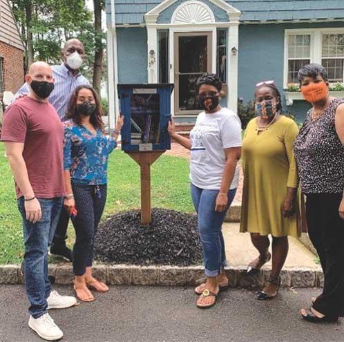 Book initiative makes a splash in Orange community