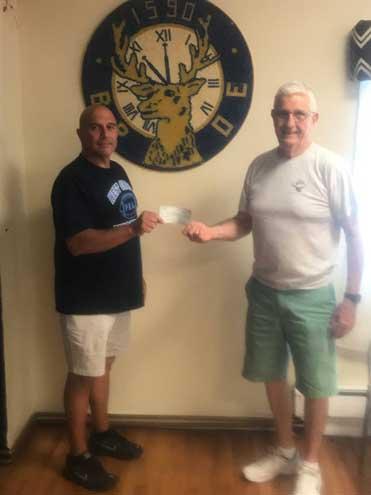 Elks donate $2K to West Orange PAL