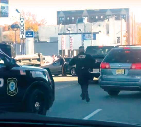 Bloomfield police fire at car, ECPO investigates