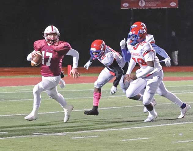 EO Campus topples Bloomfield Bengals