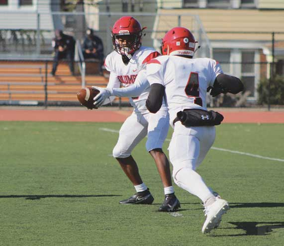 Cougars fall hard to loaded Roughriders
