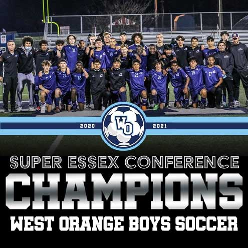 WOHS boys soccer wins Liberty Division Championship