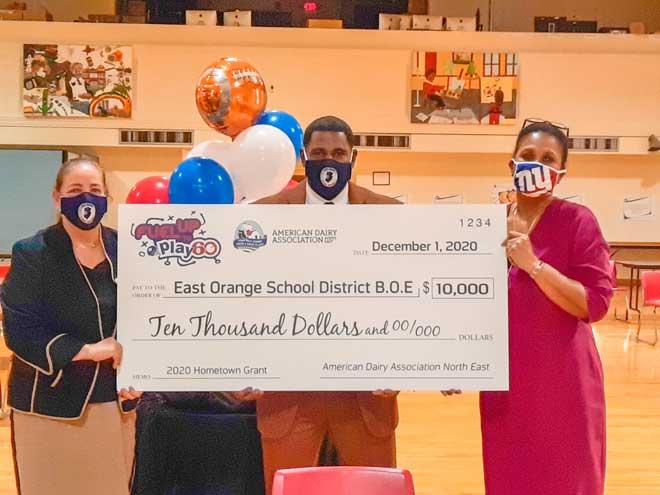 EO School District receives 'Hometown Grant'
