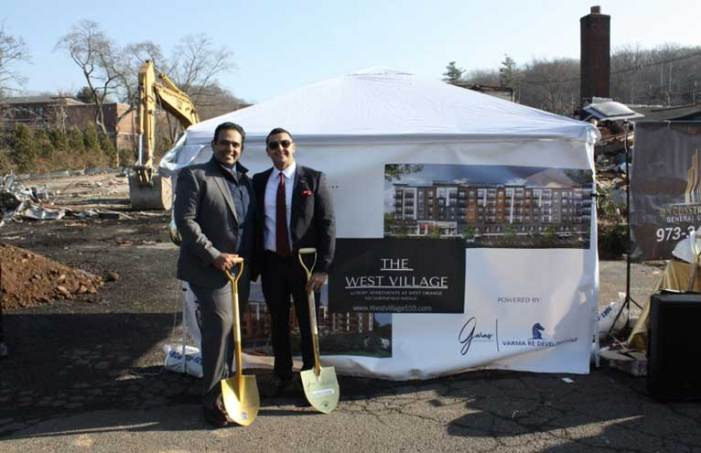 Redevelopers break ground on former Turtle Back Inn site