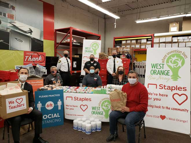 Local donation demonstrates community commitment and caring