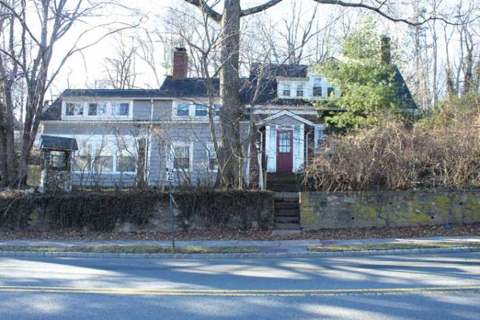 South Orange residents, HPC fight to preserve Squier house