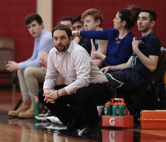 Belleville man guides MKA boys hoops team