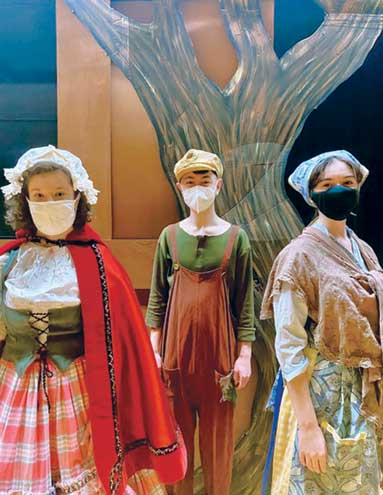 Bloomfield High School thespians head 'Into the Woods'
