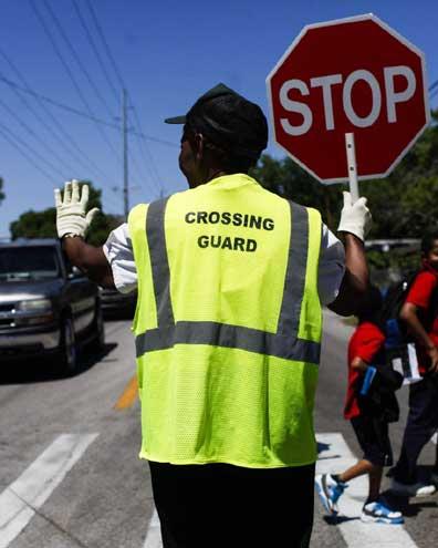 South Orange PD seeks volunteers for crossing guard duty, DVRT