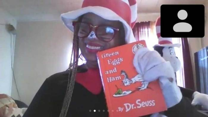 Irvington councilwoman takes part in Read Across America