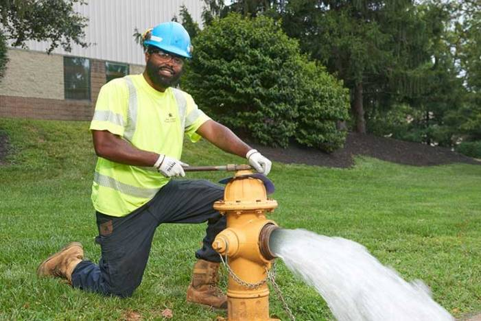 NJAW to begin annual spring cleaning, water main flushing