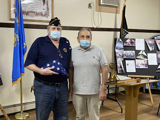 Belleville American Legion observes National Vietnam Veterans Day