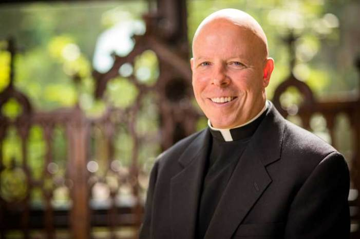 Father Colin Kay to lead university mission and ministry at Seton Hall U.
