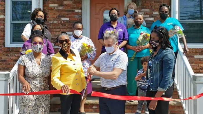 West Orange care service moves locations, holds ribbon cutting